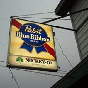 Mickey D's Corner Bar