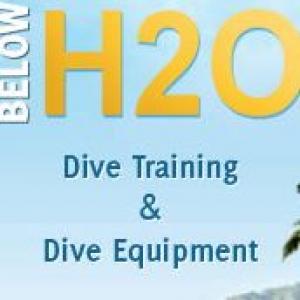 Below H2o