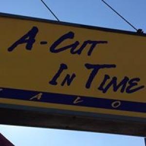 A Cut In Time