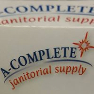 A Complete Janitorial Supply