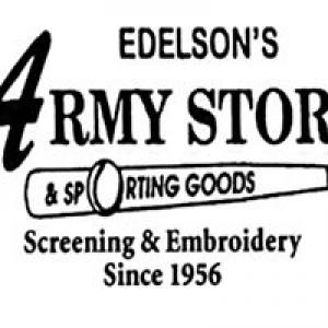 Army Store's Monogramming & Screen Printing