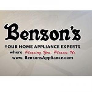 Benson's Appliance