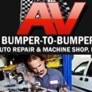 Av Bumper to Bumper Auto Repair & Machine Shop