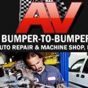 AV Bumper To Bumper