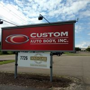 Custom Auto Body Inc