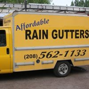 Affordable Rain Gutters