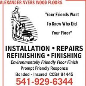 Alexander Nyers Wood Floors