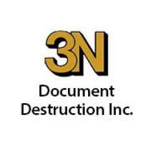 3n Document Destruction Inc
