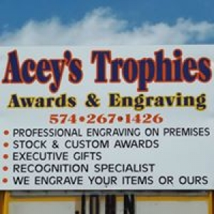 Acey's Trophies & Awards