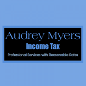 Audrey Myers Income Tax