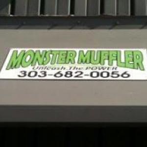 Monster Muffler