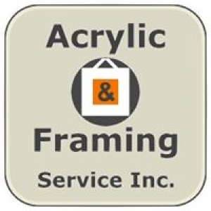 Acrylic and Framing Service