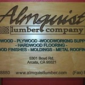 Almquist Lumber