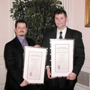 Drs. Frank Pappas & Dean Cherpelis