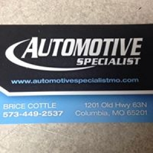 Automotive Specialist