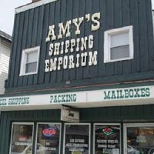 Amy's Shipping Emporium