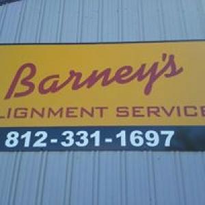 Barney's Alignment Service