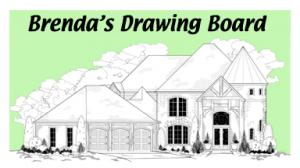Brenda's Drawing Board
