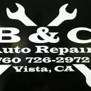 B & C Auto Repair