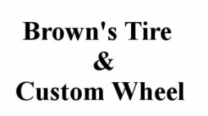 Brown's Tire & Custom Wheel Center