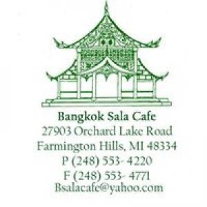 Bangkok Sala Cafe
