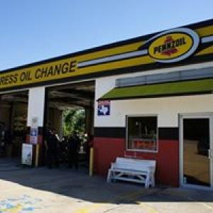 Barker Cypress Oil Change