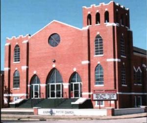 Aimwell Baptist Church