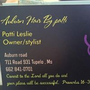 Auburn Hair by Patti