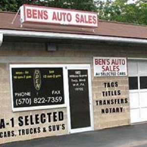 Ben's Auto Sales