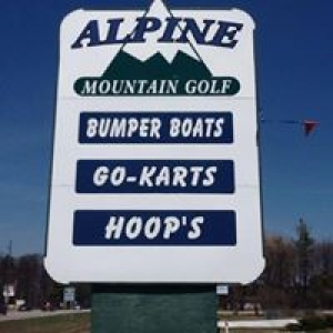 Alpine Mountain Golf