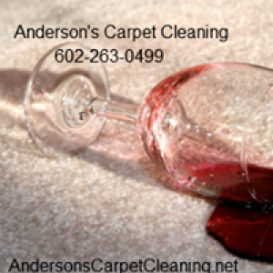 Anderson's Carpet Cleaning