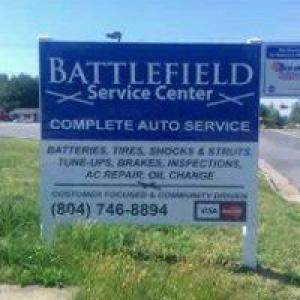 Battlefield Service Center