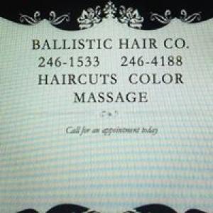 Ballistic Hair