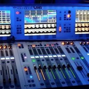 Backstage Sound & Lighting