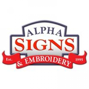 Alpha Signs & Embroidery