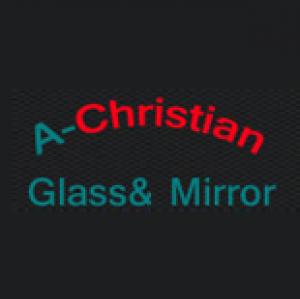 A Christian Glass & Mirror