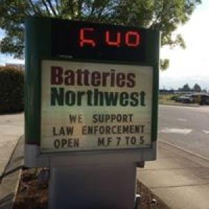Batteries Northwest