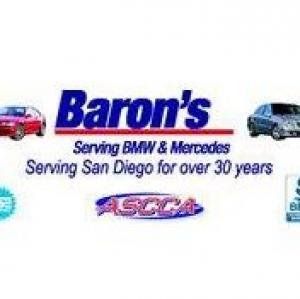 Baron's Foreign Car Service