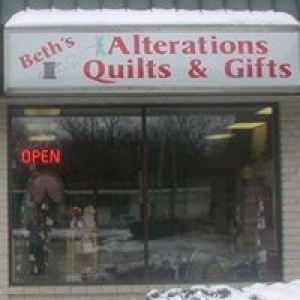 Beth's Alterations Quilts and Gifts