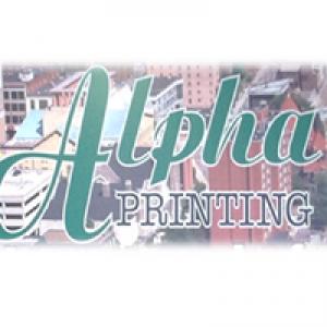Alpha Printing & Design