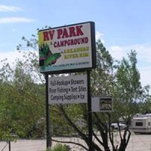 Arkansas River Rim Campground & RV Park