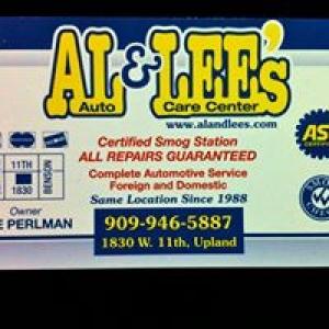 Al & Lee's Auto Care Center