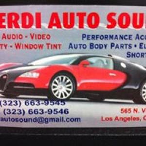 Berdi Auto Sound
