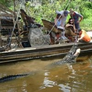 Airboat Tours By Arthur Matherne Inc