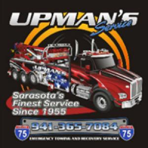Upman's Wrecker Service Inc.