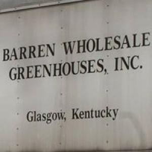 Barren Wholesale Greenhouse