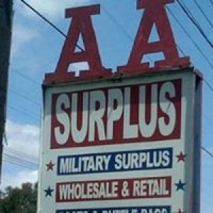 AA Surplus Sales