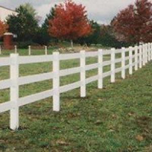 Alpine Fence