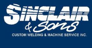 Sinclair & Sons Custom Welding & Machine Service, Inc.