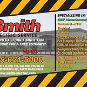 Smith Electric Company Inc